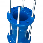 HYDROSCOPIC Linear expansion compensation joint