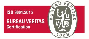 ISO-9001 Azienda Certificata Bureau Veritas Certification