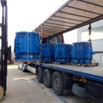 HYDRO STOP The most efficient repair coupling installation leaving for