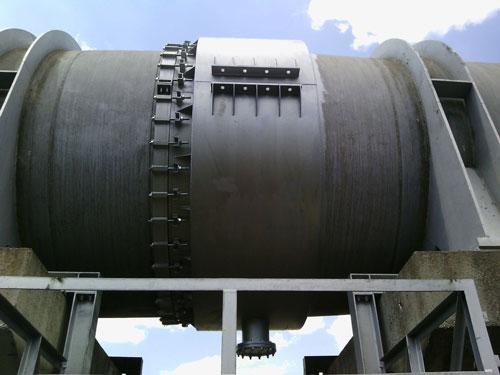 fornitura di giunti per condotta Hydro Stop DN 3000