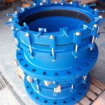 SUPER HYDRO universal coupling for flange adapter