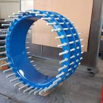 Dismantling joints used to dismantle and/or substitution of hydraulic equipments