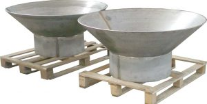 special pieces for pipes Stainless steel spillways